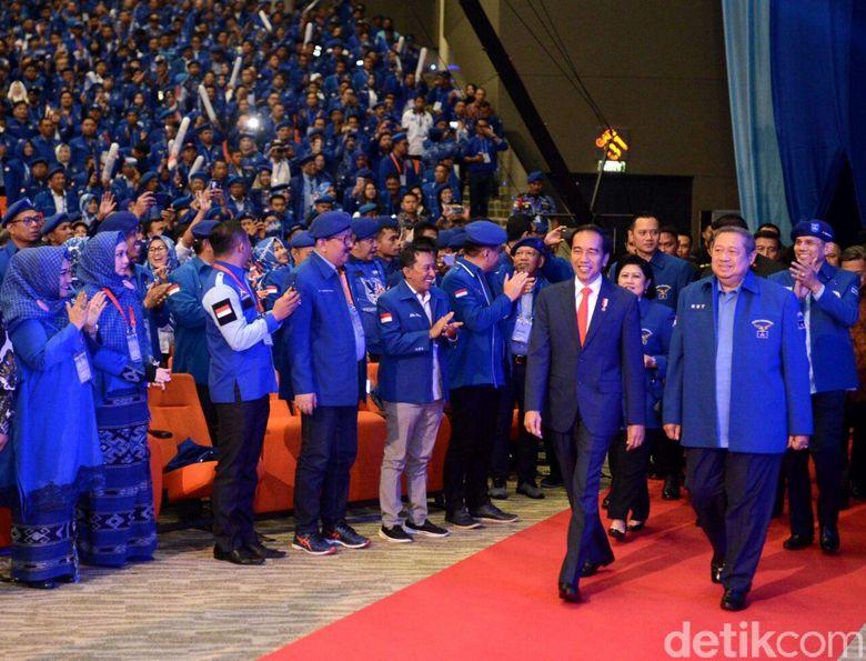 Gerindra Sebut Jokowi dan SBY Sedang Main Drama