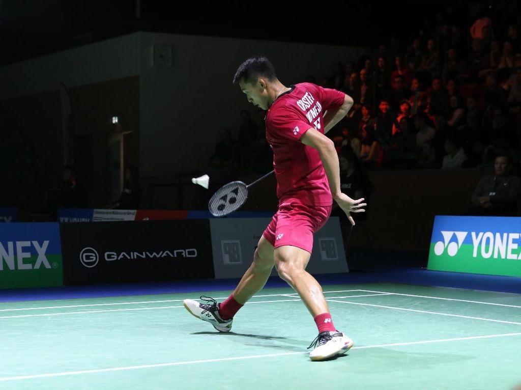 Jonatan Christie Kalah, Indonesia Vs Korea 1-2
