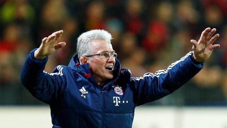 Heynckes Bisa Saja Bertahan di Bayern Musim Depan