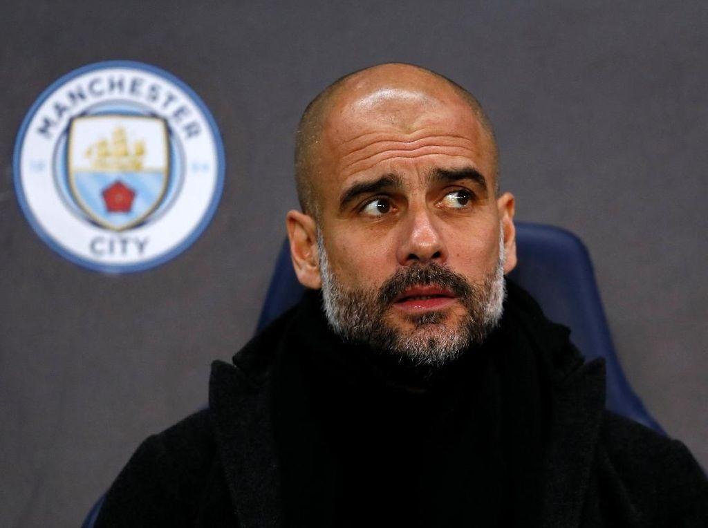 Bersama Guardiola, City Bisa Juara Liga Champions