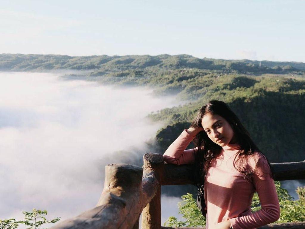 Vania Fitryanti, Runner Up Puteri Indonesia 2018 yang Hobi Traveling