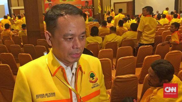 Ketua DPP Partai Berkarya Badaruddin Andi Picunang membantah mengajukan sengketa pileg dan meminta maaf ke Partai Gerindra.