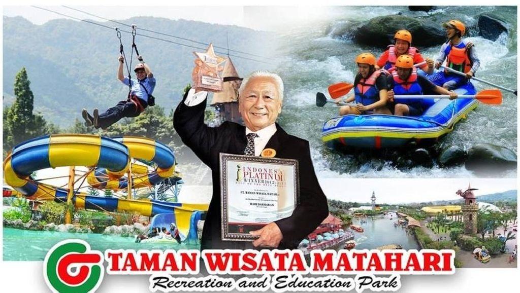 Sosok Hari Darmawan, Pendiri Matahari yang Tewas di Ciliwung