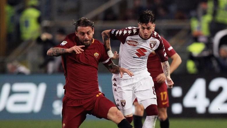 Roma Taklukkan Torino 3-0