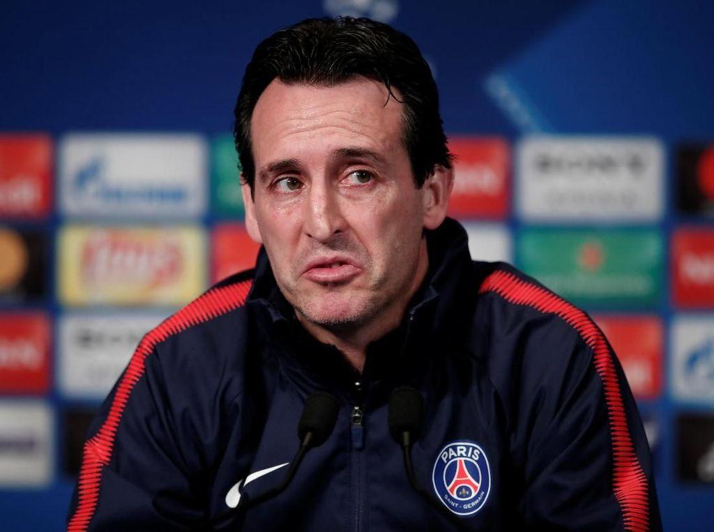 Masih Dibuat Penasaran dengan Liga Champions, PSG Belum Cari Pelatih Baru
