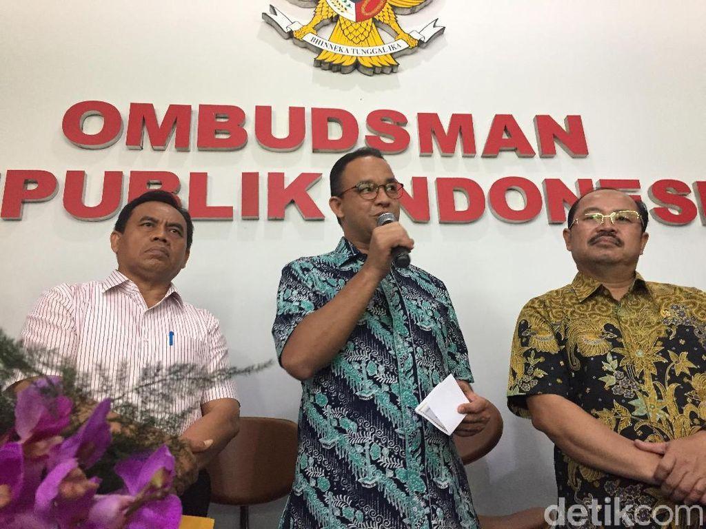 Anies Hadiri Peresmian Ombudsman Perwakilan Jakarta