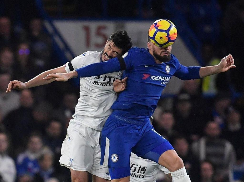 Chelsea Tekuk Palace 2-1
