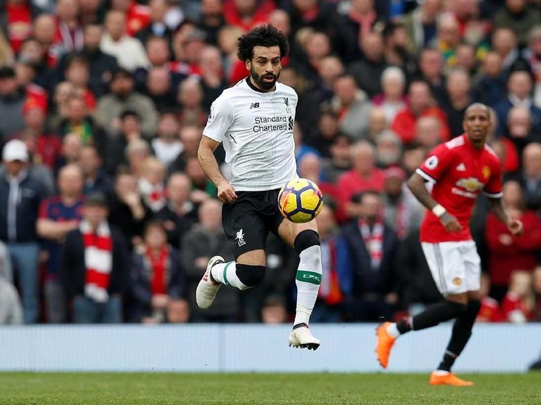Mohamed Salah Hilang di Old Trafford