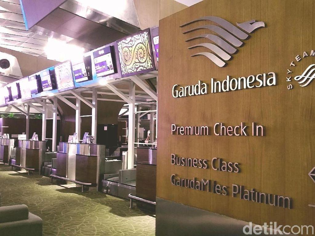 Garuda Caplok Operasional Sriwijaya Air