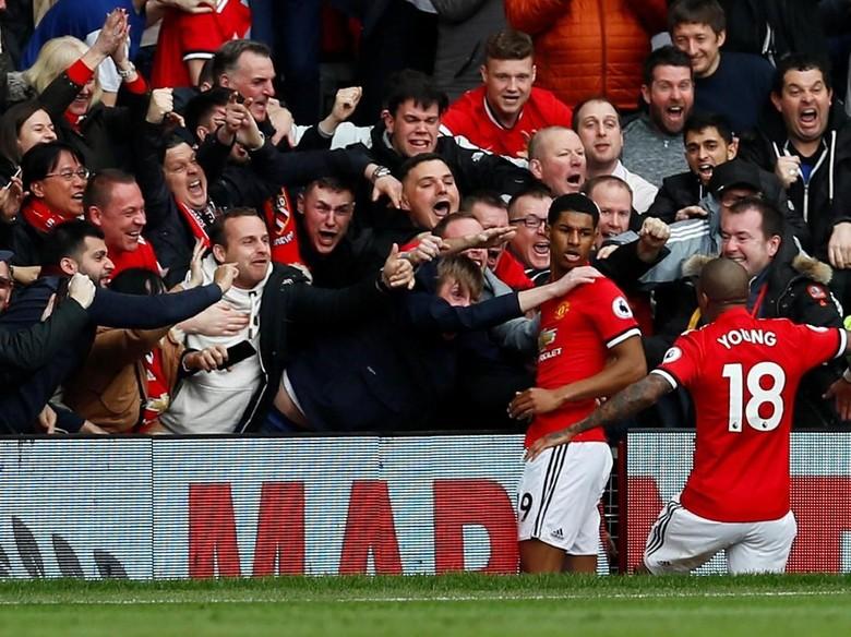 Kesabaran Jadi Kunci Kemenangan MU atas Liverpool