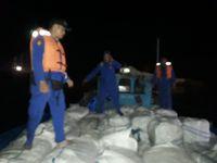 Kapal Pembawa Pakaian Impor Bekas Ditangkap Polisi, Nakhodanya Kabur