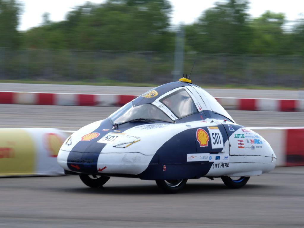 Moeldoko Dukung Mahasiswa RI di Lomba Mobil Hemat Energi Dunia