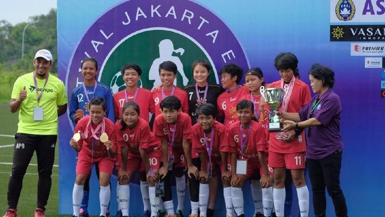 Vasanta Juara, Mayang Pencetak Gol Terbanyak