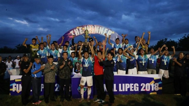 Tutup Liga Pelajar Gunung Kidul, Menpora: Semoga Lahir Egy-Egy Baru