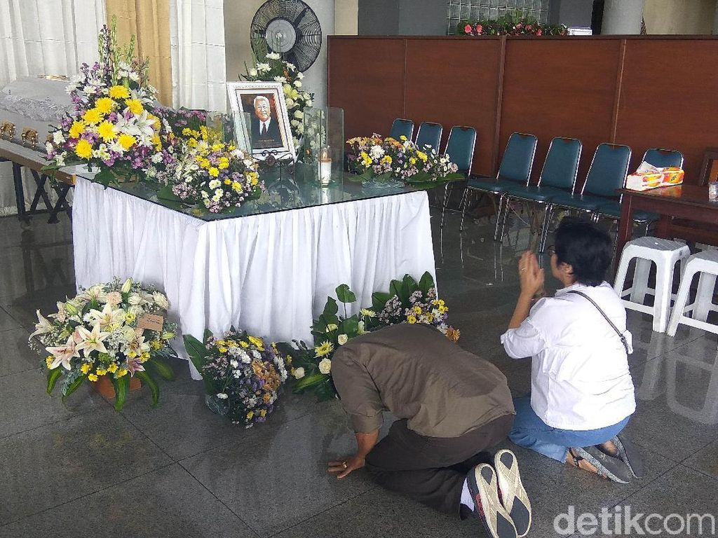 Jenazah Hari Darmawan akan Dikremasi di Bali Rabu Depan