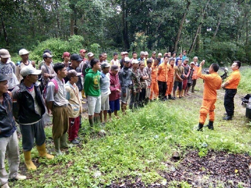 Warga Lahat Sumsel Hilang saat Memancing di Sungai Rujung