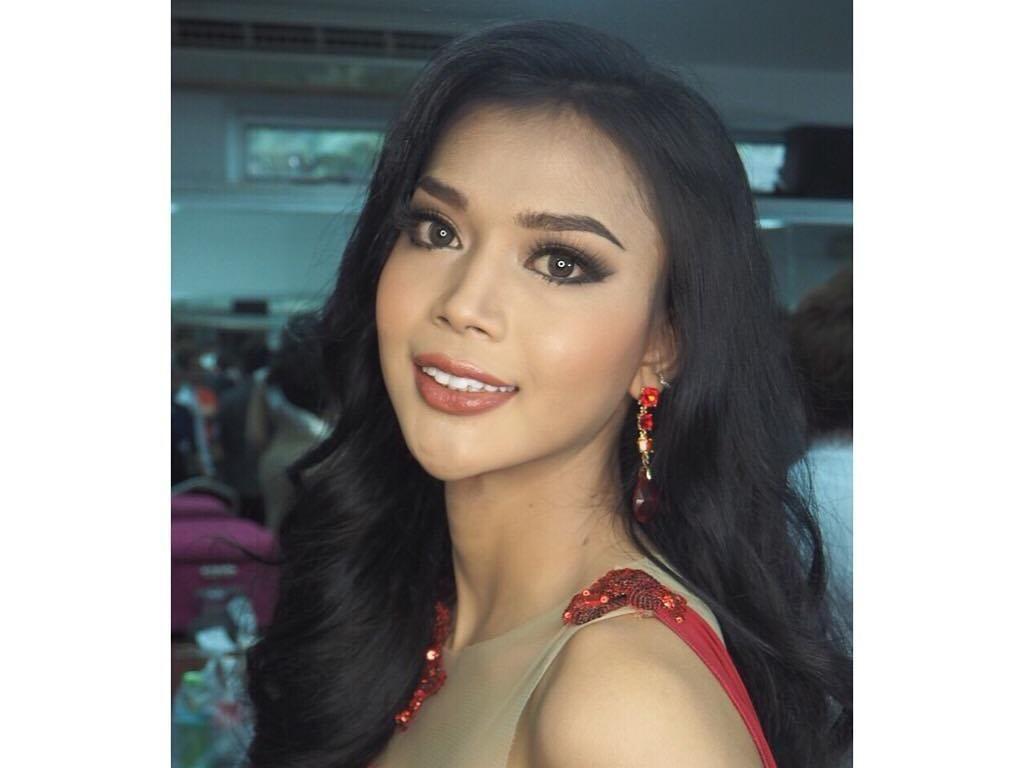 11 Momen Transgender Indonesia Dinda Syarif di Miss International Queen