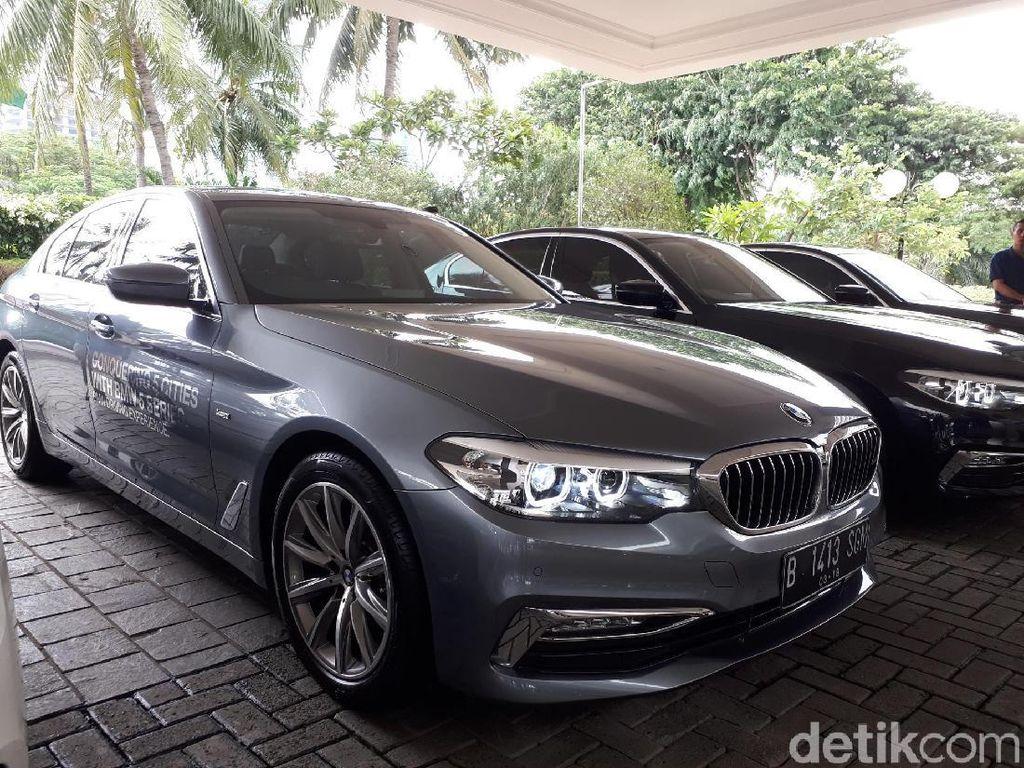 Jakarta-Surabaya Kendarai BMW 520i? Siapa Takut!