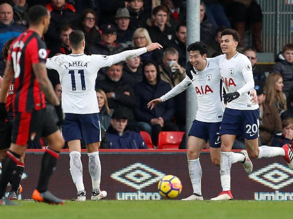 Conte: Spurs Tetap Tangguh Meski Tanpa Kane