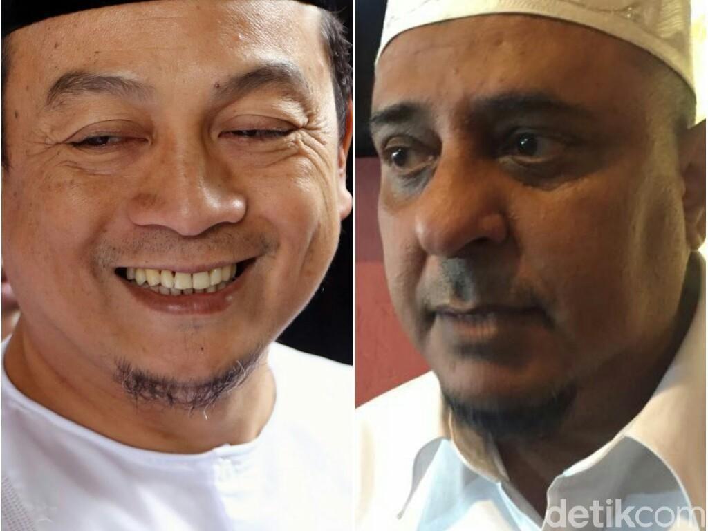 Foto: Perombakan GNPF-Ulama, Ustaz Bachtiar Diganti Yusuf Martak