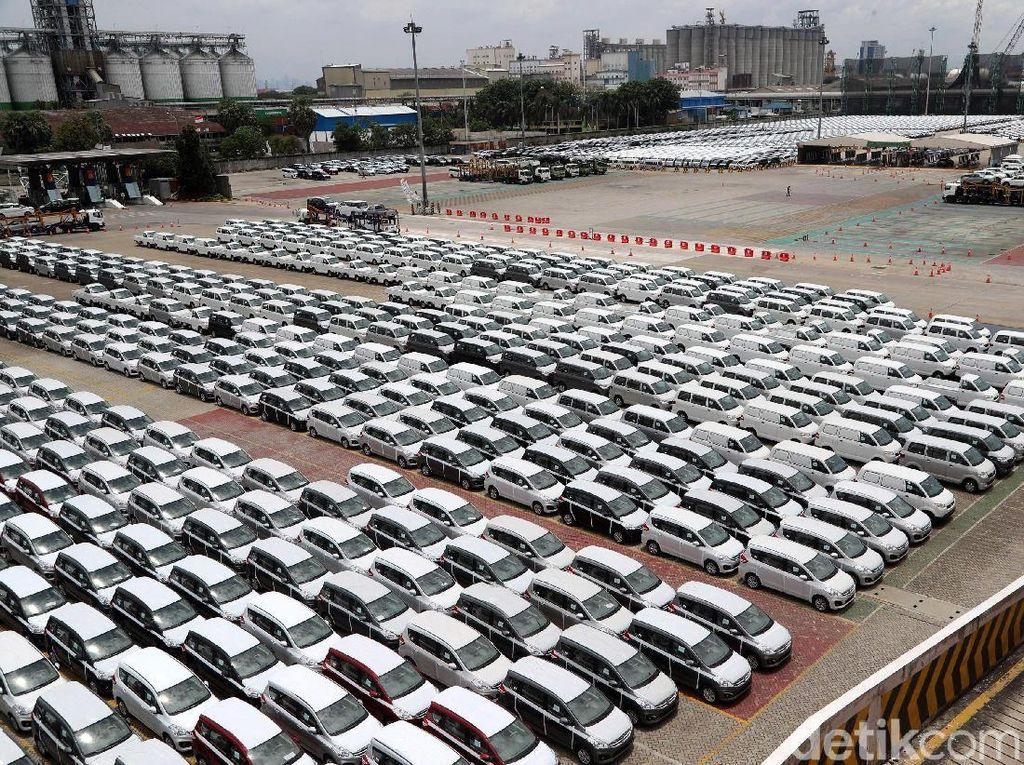 Sejuta Mobil Baru Mengaspal Tahun Lalu, Ini Merek Paling Laris