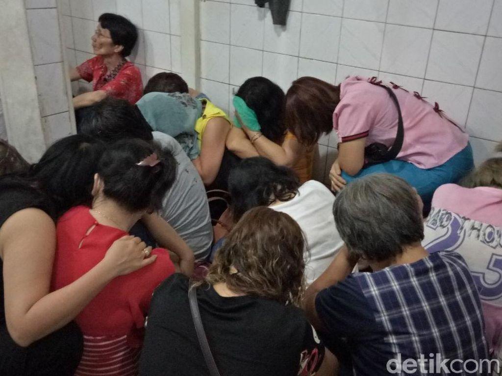 Polisi Gerebek 2 Rumah Judi di Sawah Besar, 87 Orang Ditangkap