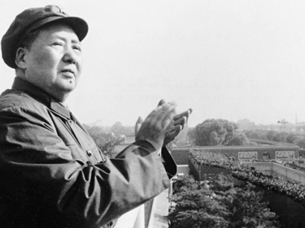Potret Mao Zedong Sang Legenda China, Bisa Diulangi Xi Jinping