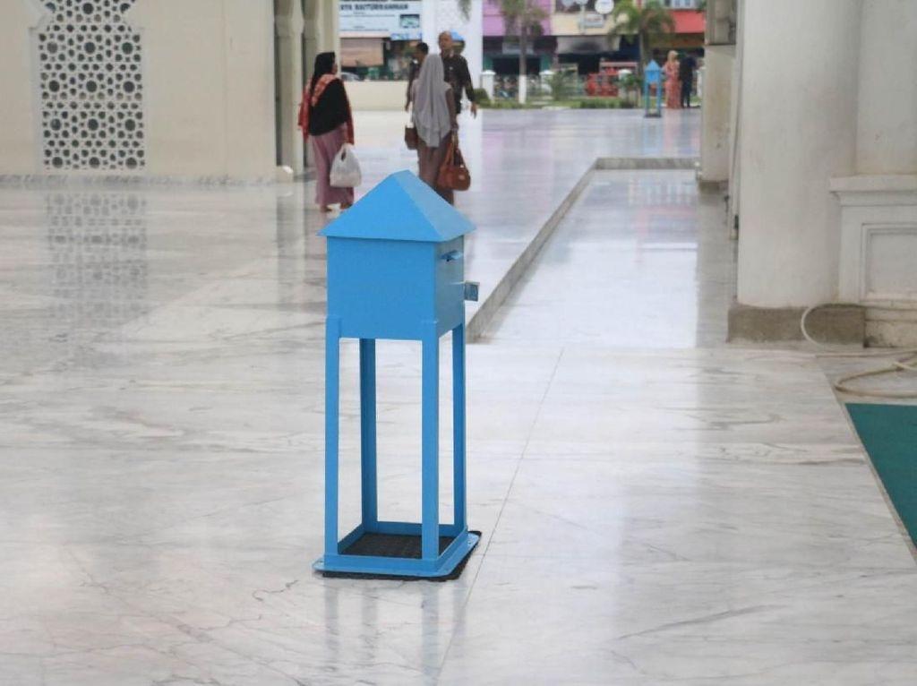 Kepergok Curi Kotak Amal di Masjid, ABG Ini Mengaku Mau Beli Vape