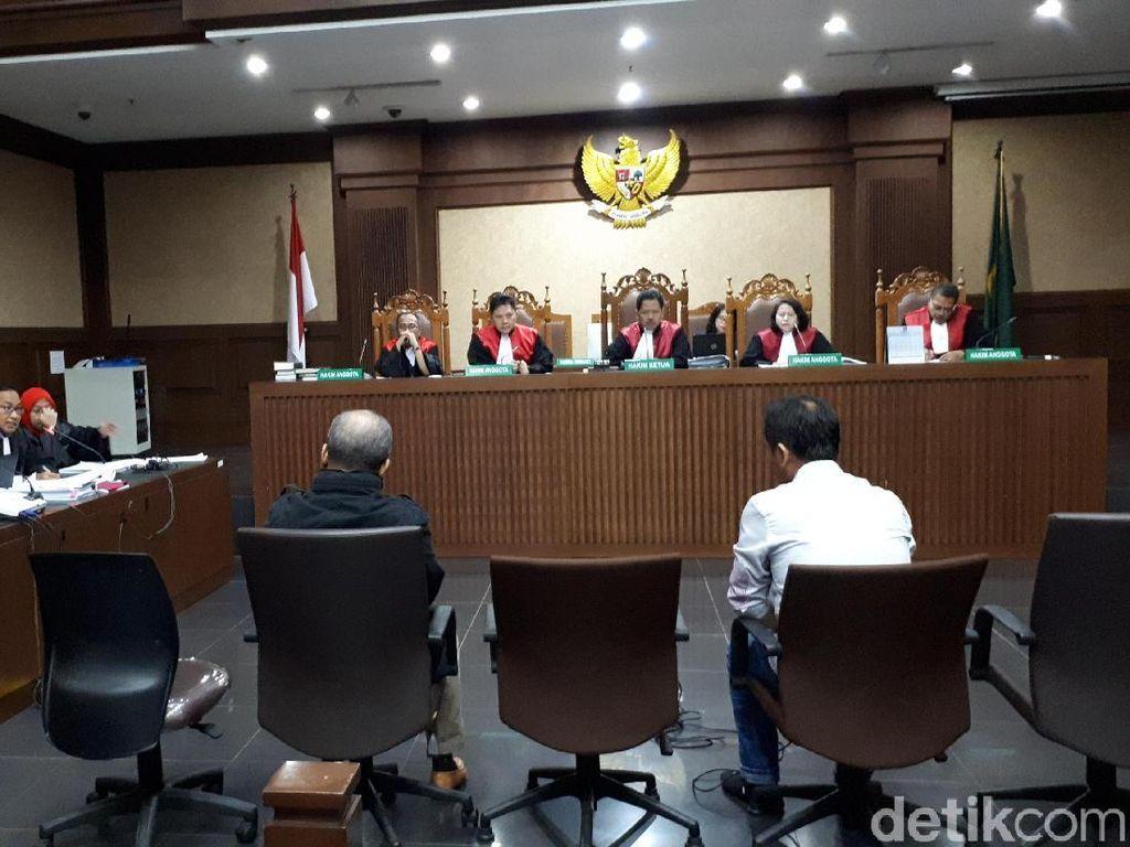 Anak Buah Ponakan Novanto Akui Terima USD 2 Juta untuk Senayan