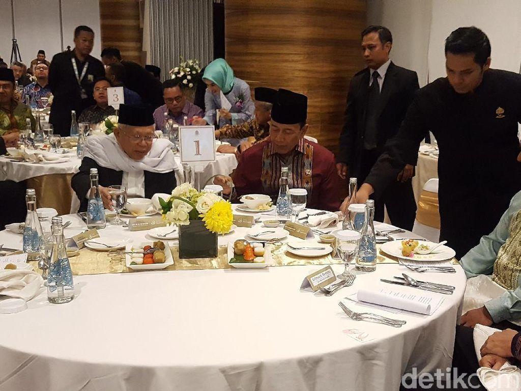 Wiranto hingga Kapolri Hadiri Peluncuran Buku Biografi Maruf Amin