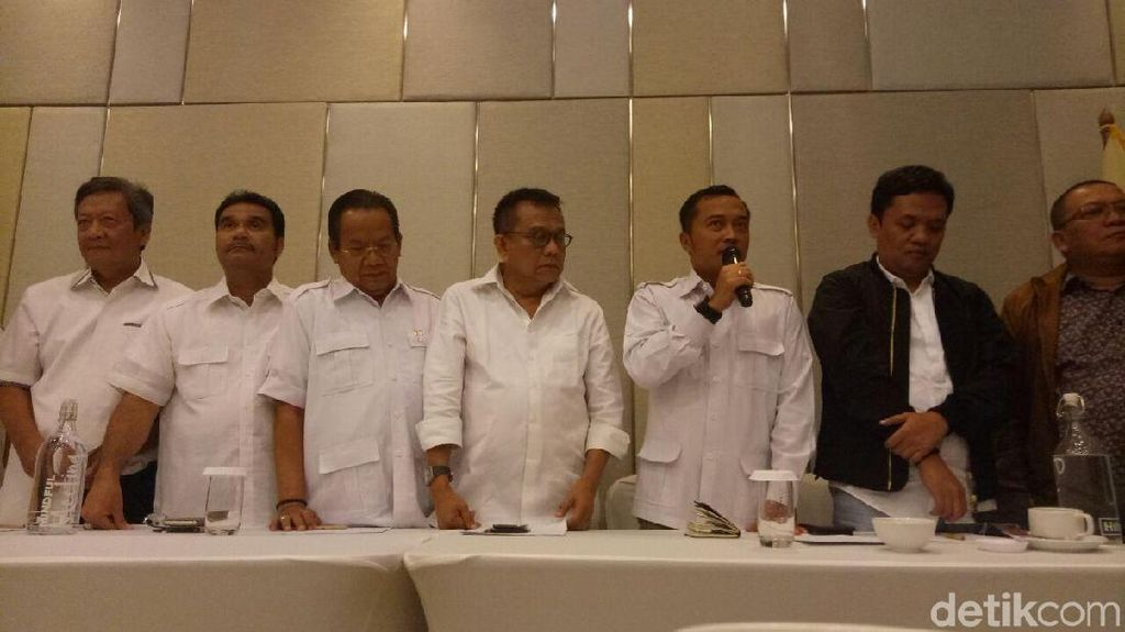 Desakan 34 DPD Gerindra Minta Prabowo Deklarasi Jadi Capres 2019