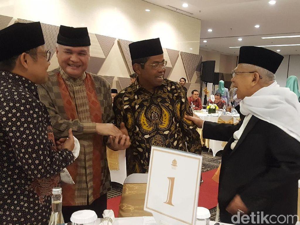 Deretan Tokoh yang Hadiri Peluncuran Buku Biografi KH Maruf Amin