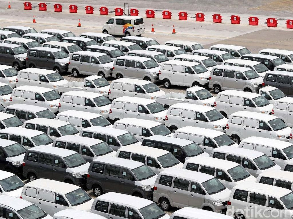 September 2018, 90 Ribu Mobil Baru Mengaspal di Indonesia