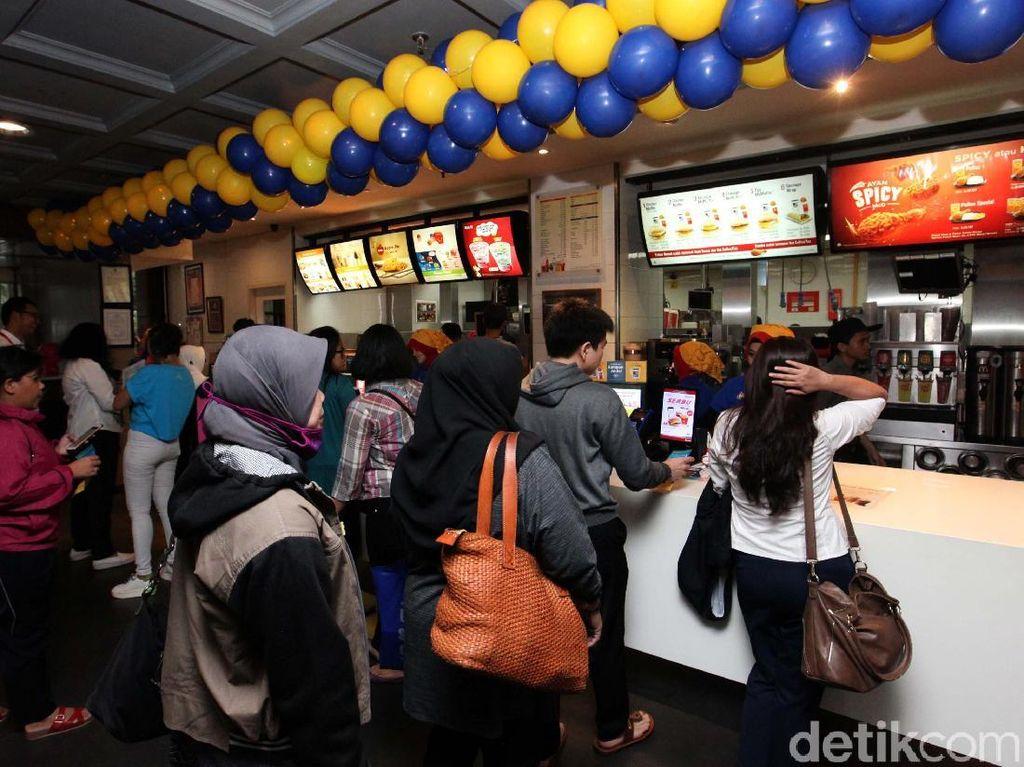 McDonalds Sarinah Bakal Dibuka Kembali?