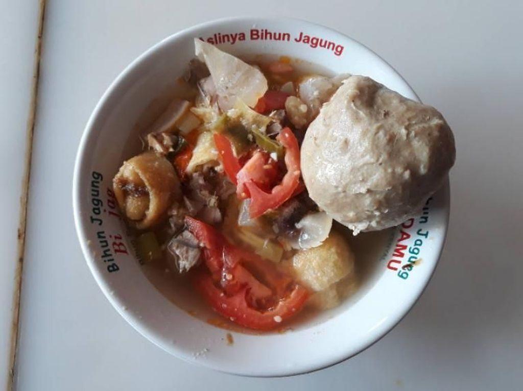 Jam Makan Siang, Wisata Kuliner Dulu di Bogor