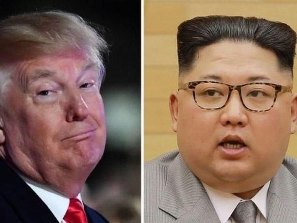 Trump Segera Umumkan Waktu-Tempat Pertemuan dengan Kim Jong-Un
