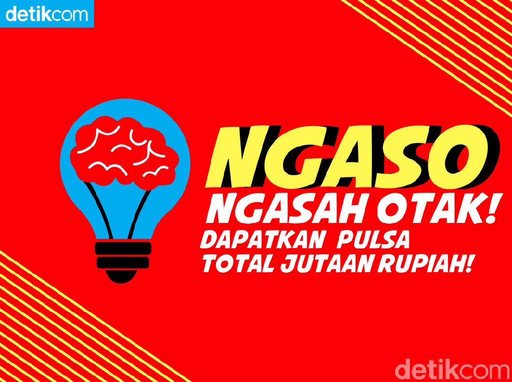 NGASO: Tes Pengetahuan Kamu, Raih Pulsa Total Jutaan Rupiah