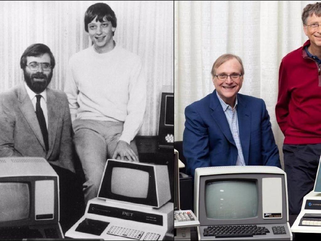 Duet Maut Pendiri Raksasa Teknologi Hingga Jadi Tajir Melintir