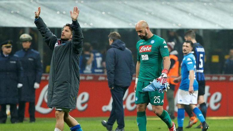 Napoli Belum Menyerah Kejar Scudetto