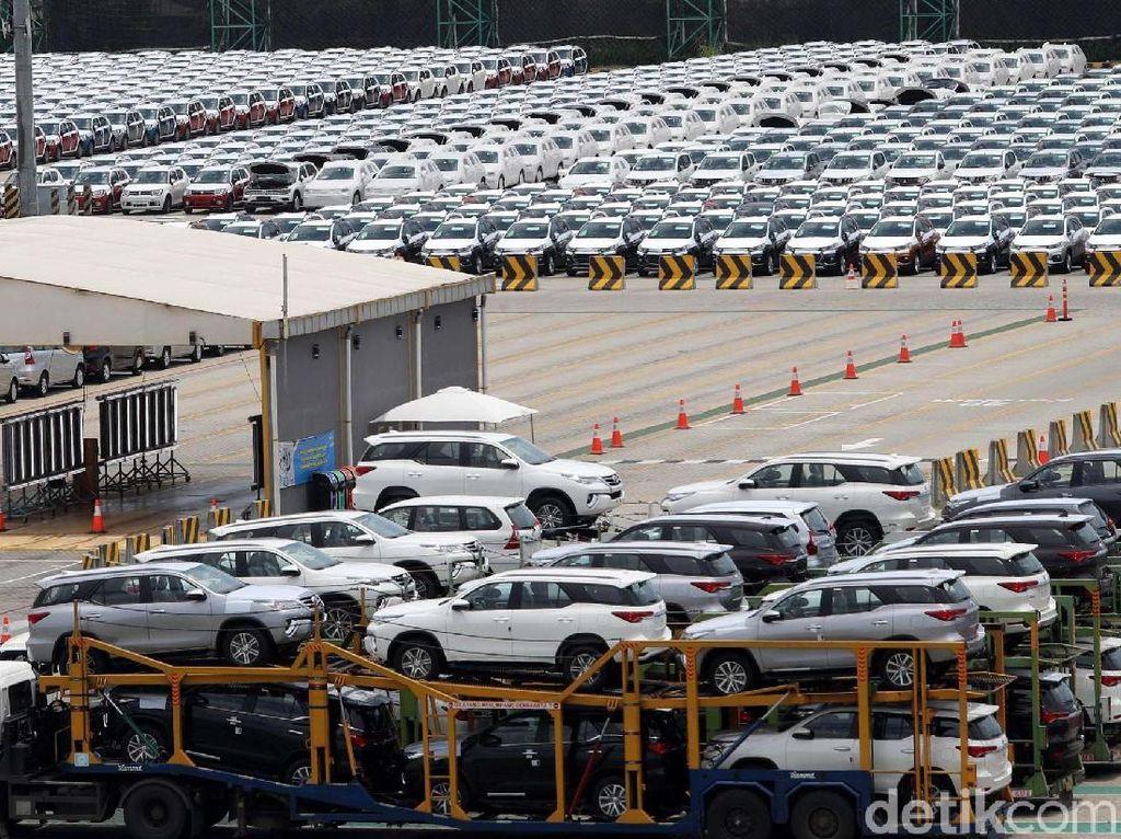 Mantap! Ada Diskon PPnBM, Penjualan Mobil Maret Samai Sebelum Pandemi