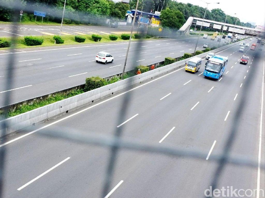 Ganjil Genap di Tol Bekasi, BPTJ Pastikan Jalur Bus Steril