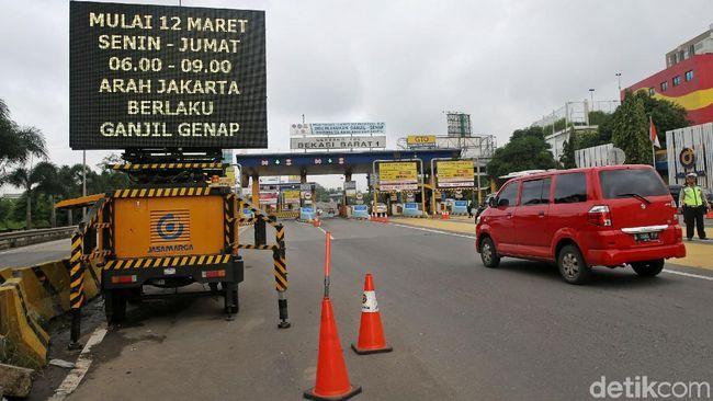 Anggota Komisi V DPR: Ganjil-Genap di Tol Bekasi Aneh