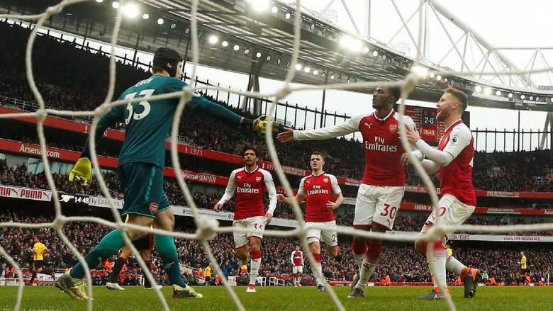 Arsenal Menang Lagi, Wenger Berharap Rebut Hati Fans Lagi