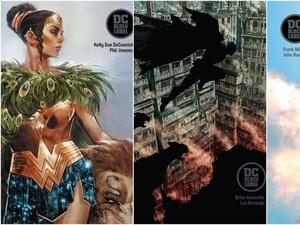 DC Comics Umumkan Komik-komik Black Label yang Bakal Rilis