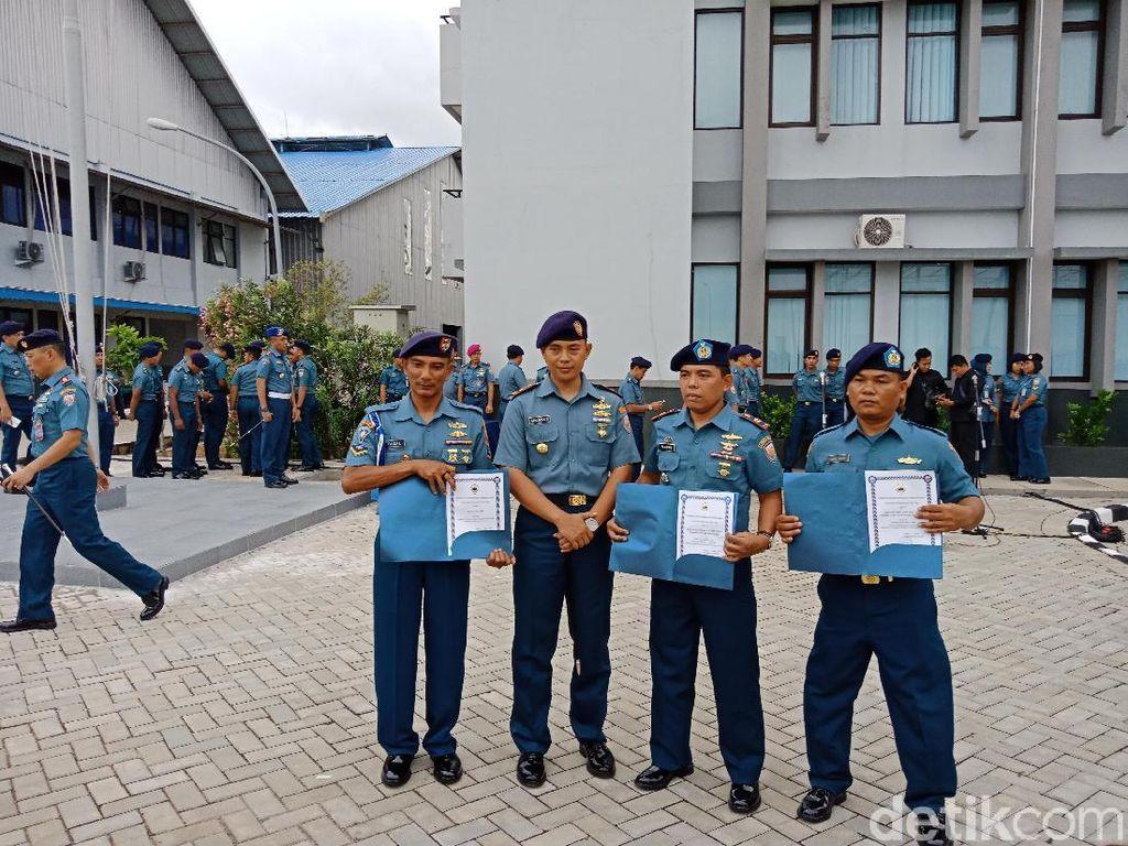 Gagalkan Penyelundupan 1 Ton Sabu, Prajurit TNI AL Diberi Penghargaan