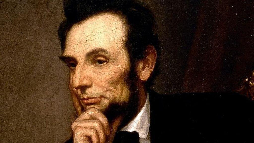 Kegagalan Lincoln, Presiden AS yang Dibandingkan dengan Prabowo