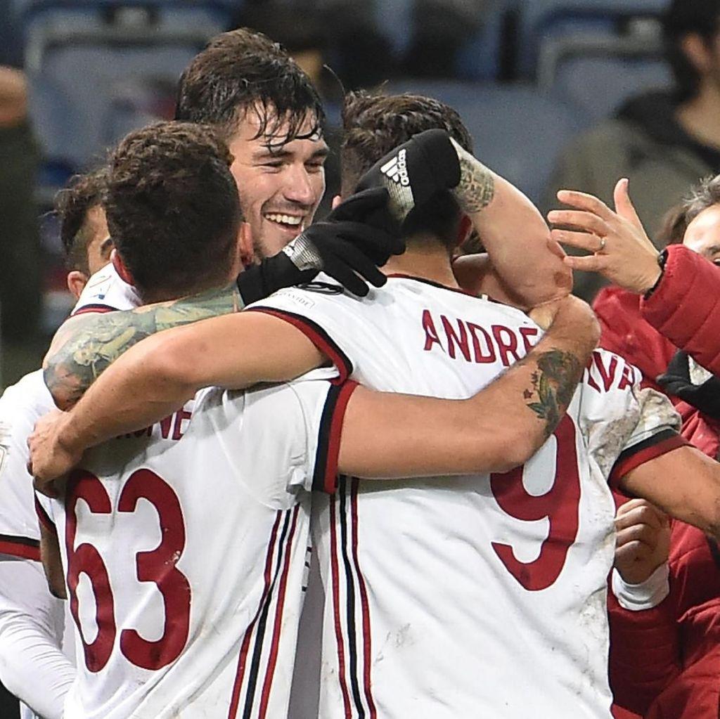 Respons Milan Puaskan Gattuso