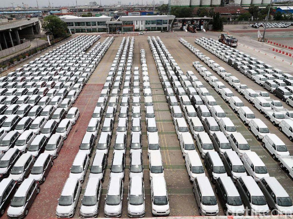 Merek Terlaris di RI, Mobil China di Antara Dominasi Jepang