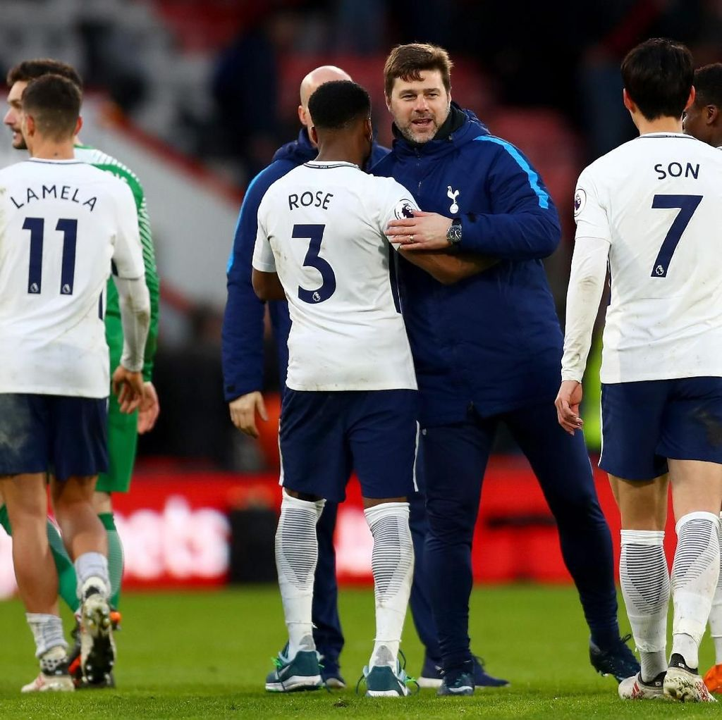 Ditanya soal Kans Tottenham di Liga Champions, Pochettino Bawa-Bawa Sapi