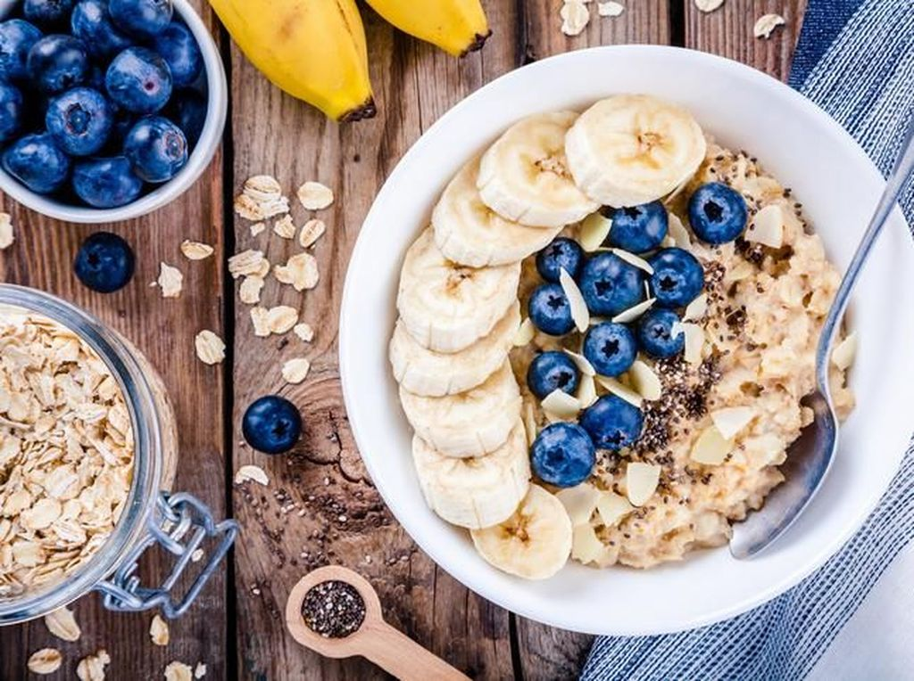 Agar Efektif Turunkan Berat Badan, Makanlah Pisang di Pagi Hari